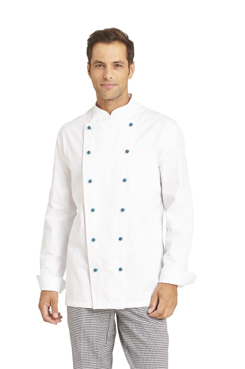 Herren -Kochjacke