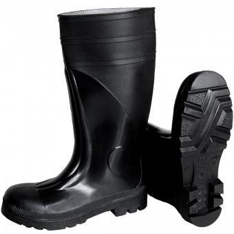 BLACK-SAFETY S5 PVC-Stiefel, schwarz EN ISO 20345