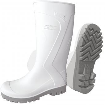 BIANCO PVC-Stiefel, weiß